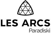 Logo station de ski Les Arcs