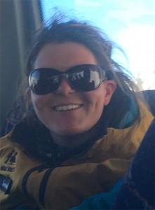 Sarah - Secrétaire adjointe et pilote de l'Association Handi'Arcs