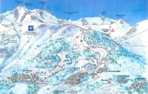 Plan de Villaroger